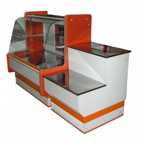 Витрины холодильные среднетемпературные кондитерские