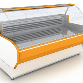 Холодильные витрины МАРТА