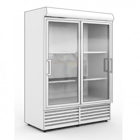 Шкафы холодильные среднетемпературные купе