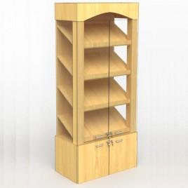 Стеллаж винный шкаф