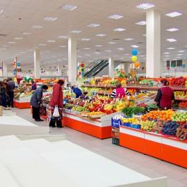 Рыночный комплекс «Зорька»,  Московская область