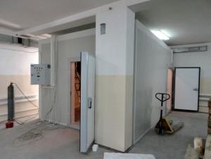 Холодильные камеры - для цветов, мяса, промышленные, для складов