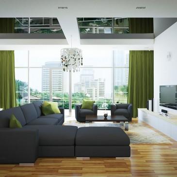 Дизайн интерьеров, архитектура и визуализация от нашего партнера Clearsky studio.